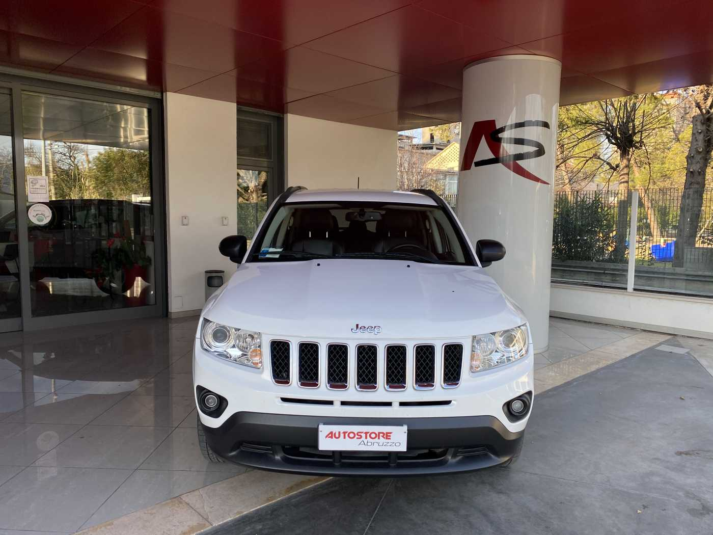 Jeep Compass 1ª serie 2.2 CRD Limited